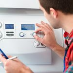 Gas Boiler Inspection
