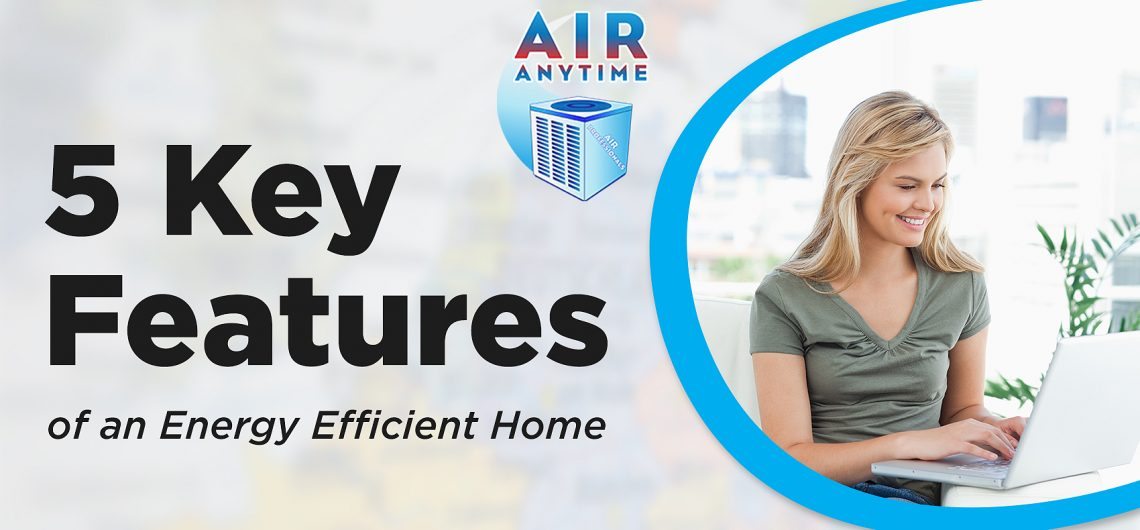 5 Key Features of an Energy-Efficient Home