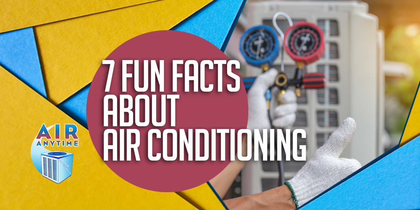 7 Fun Facts About Air Conditioning