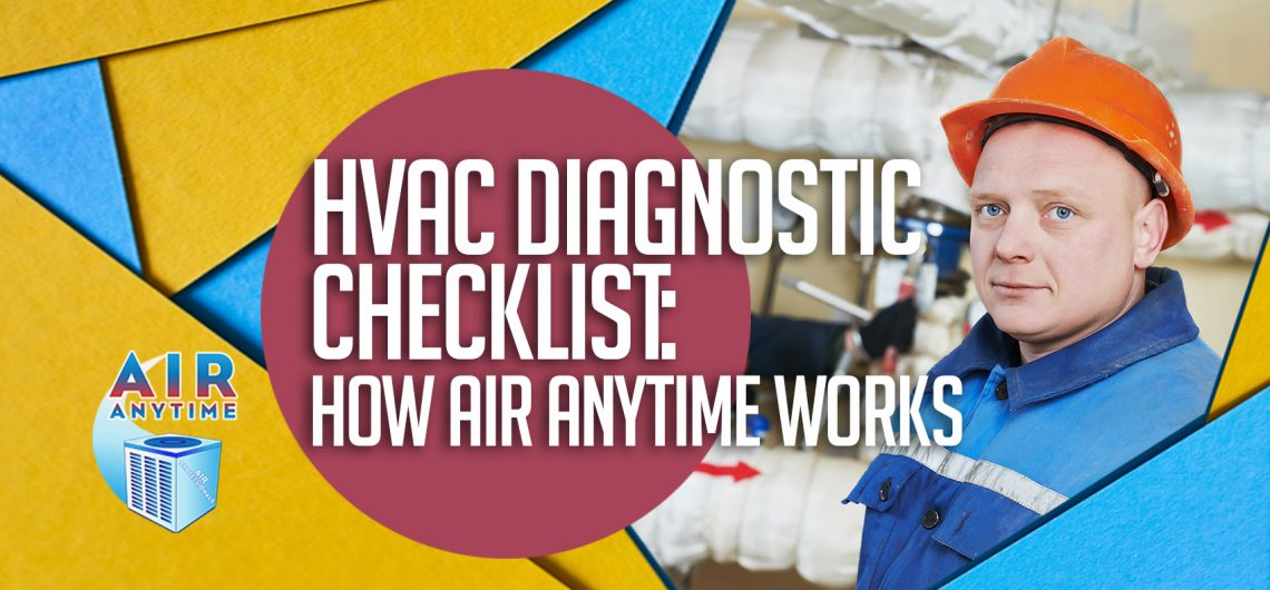 HVAC Diagnostic Checklist: How Air Anytime Works